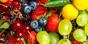 Refraktometer Brix bei Früchten