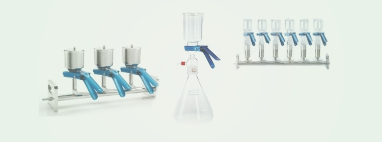 Vakuumfiltrationsgeräte